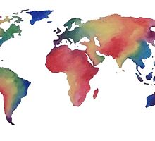 World in Colour by Jenna Fullerton
