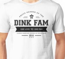 Dink Fam - Dark Logo Unisex T-Shirt