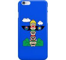 Mushroom Totem iPhone Case/Skin