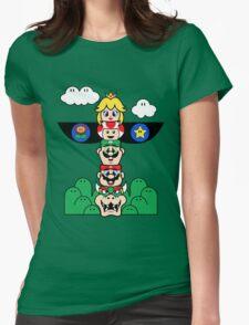 Mushroom Totem T-Shirt