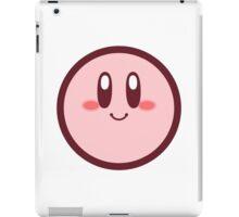 Kirby from Kirby: Canvas Curse iPad Case/Skin