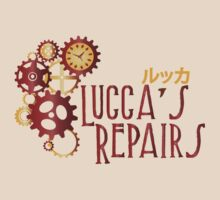 Lucca's Repairs by machmigo