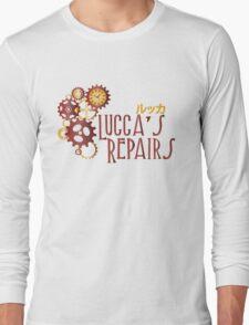 Lucca's Repairs Long Sleeve T-Shirt