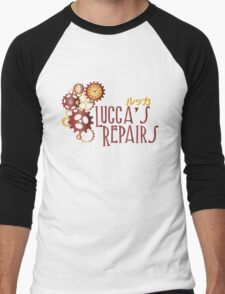 Lucca's Repairs Men's Baseball ¾ T-Shirt