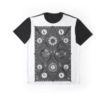 Cosmica - Negative Graphic T-Shirt