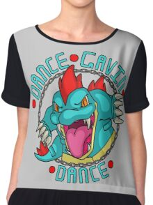 Dance Pokemon Dance Chiffon Top