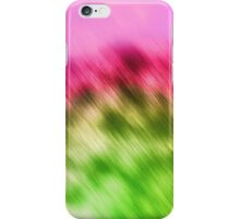 Green and Pink Jewel Glow iPhone Case/Skin