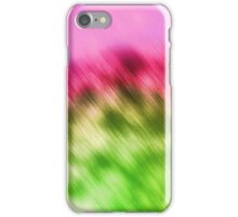 Green and Pink Jewel Glow iPhone Case/Skin