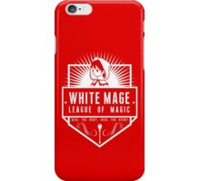 League of Magic: White iPhone Case/Skin