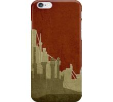 Kings Landing (Game Of Thrones) iPhone Case/Skin