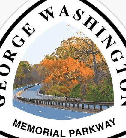 George Washington Memorial Parkway Sticker