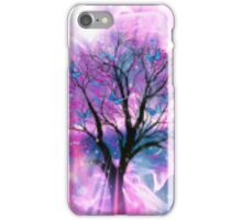 The hope of a tree iPhone Case/Skin