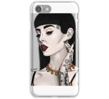 Hannah Snowdon iPhone Case/Skin