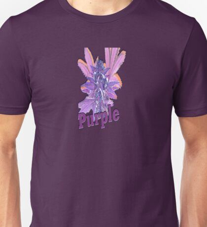 Purple Bud Unisex T-Shirt