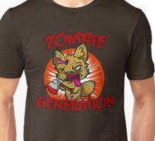 zombie fox Unisex T-Shirt