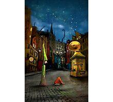 'Silent Street' Photographic Print