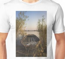 Wooden Boat Unisex T-Shirt