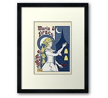 A Night at the Opera Framed Print