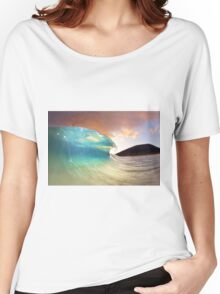 Maui Sunset Shorebreak Women's Relaxed Fit T-Shirt