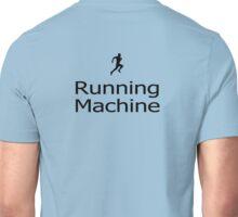 Running Machine T-Shirt Unisex T-Shirt