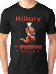Hillary arrested Unisex T-Shirt