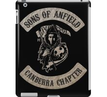 Sons of Anfield - Canberra Chapter iPad Case/Skin