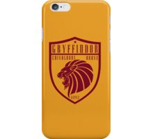 Gryffindor Crest iPhone Case/Skin