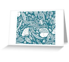 Magical nature findings Greeting Card