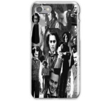 Sweeney Todd Collage iPhone Case/Skin