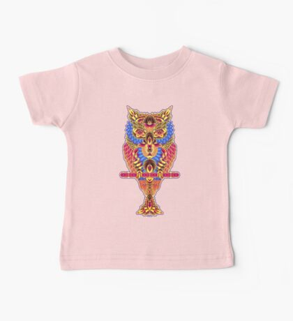 When The Owl Sings... Baby Tee