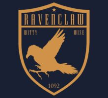 Ravenclaw Crest Kids Clothes