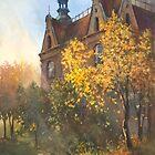 Fall theme by Vera Kalinovska