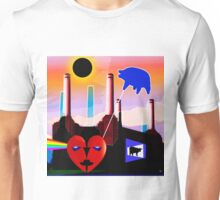 PINK FLOYD ECLIPSED BATTERSEA Unisex T-Shirt