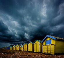 A Summer Day In Littlehampton by Chris Lord