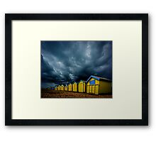 A Summer Day In Littlehampton Framed Print