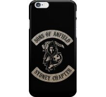 Sons of Anfield - Sydney Chapter iPhone Case/Skin