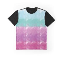 Coloured Graphic T-Shirt