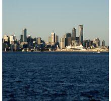 City Landscape by scruffyjate