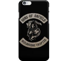 Sons of Anfield - Melbourne Chapter iPhone Case/Skin