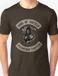 Sons of Anfield - Melbourne Chapter Unisex T-Shirt