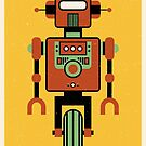 Robo Toy  by FabledCreative