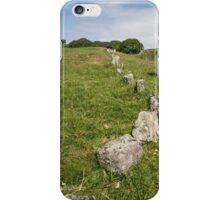 Boundary Stones iPhone Case/Skin