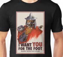 Foot clan recruitment tee Unisex T-Shirt