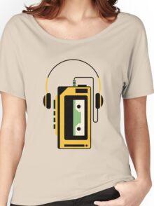 Walkman Women's Relaxed Fit T-Shirt
