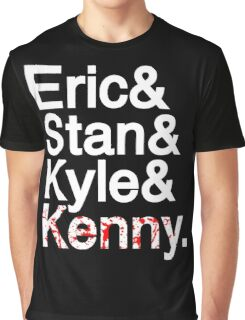 Team South Park Graphic T-Shirt