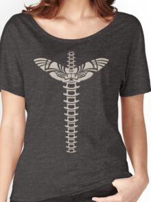 Winged spine Women's Relaxed Fit T-Shirt