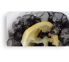 The Sour Decay Canvas Print