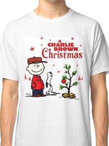 CHARLIE BROWN CHRISTMAS 14 Classic T-Shirt