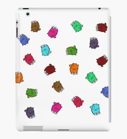 Rolling Silly Dinosaurs iPad Case/Skin