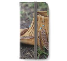 Native American Shoes  iPhone Wallet/Case/Skin